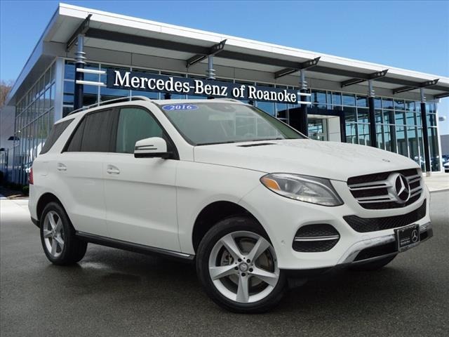 Pre-Owned 2016 Mercedes-Benz GLE GLE 300d All-wheel Drive 4MATIC® Spor