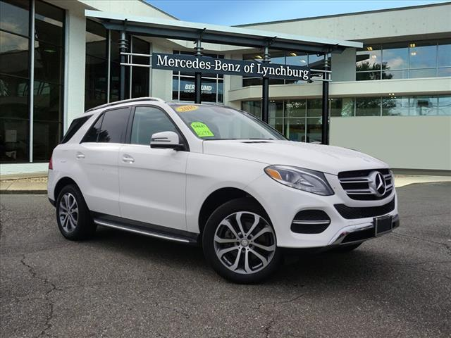 Pre-Owned 2016 Mercedes-Benz GLE GLE 350 All-wheel Drive 4MATIC® Sport