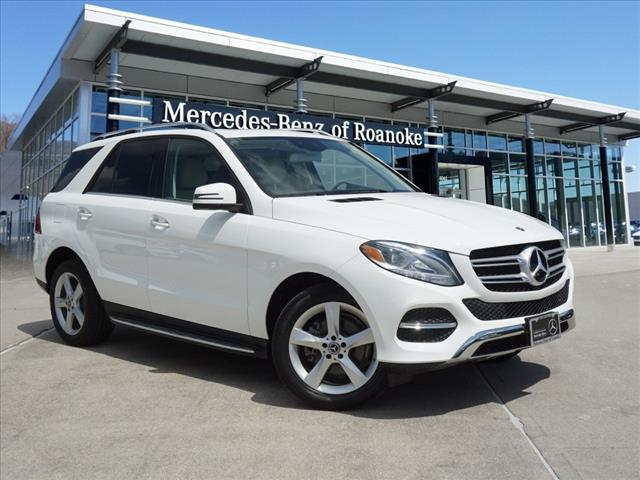 Certified Pre-Owned 2018 Mercedes-Benz GLE GLE 350 All-wheel Drive 4MATIC®