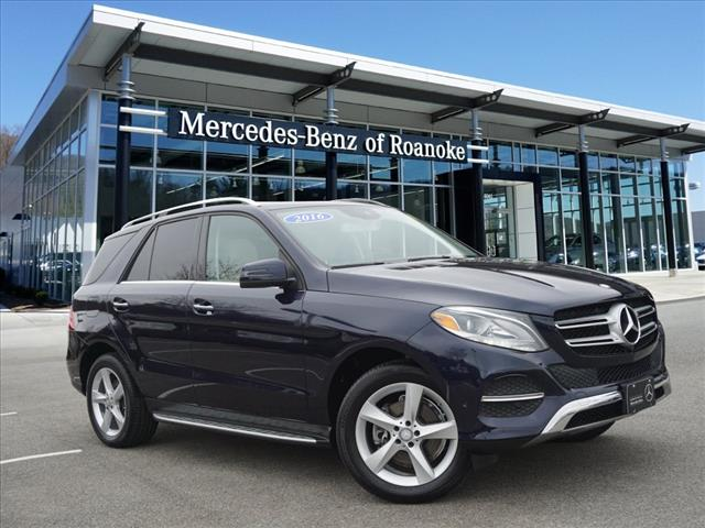 New 2016 Mercedes-Benz GLE GLE 350 All-wheel Drive 4MATIC® Sport