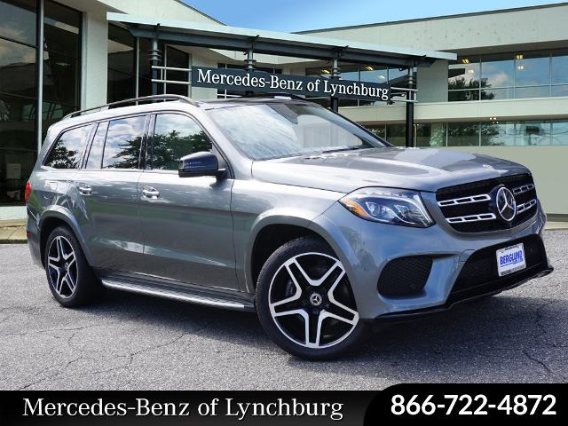 Certified Pre-Owned 2018 Mercedes-Benz GLS Base 4MATIC®