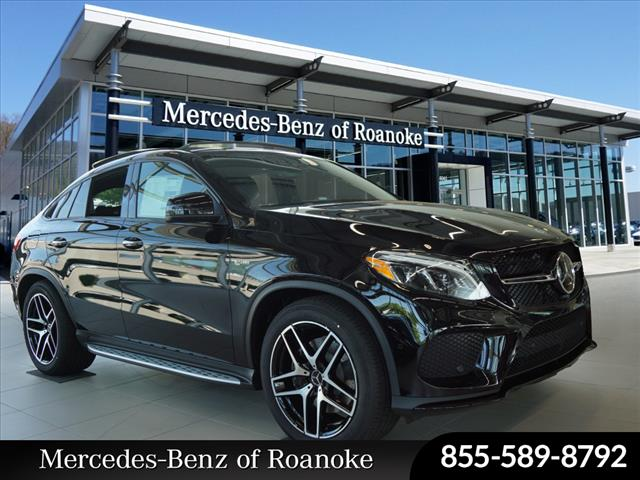 New 2019 Mercedes-Benz GLE Base 4MATIC® Coupe