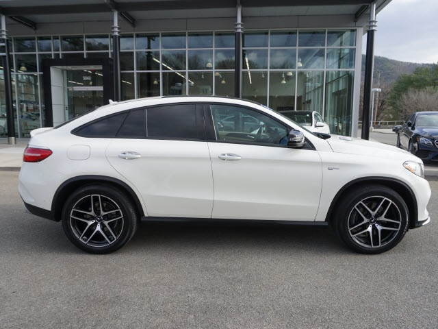 Certified Pre Owned 2017 Mercedes Benz Gle Gle 43 Amg Coupe Coupe