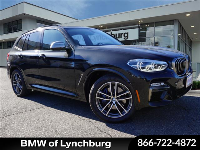 Pre-Owned 2018 BMW X3 M40i All-wheel Drive Sports Activit