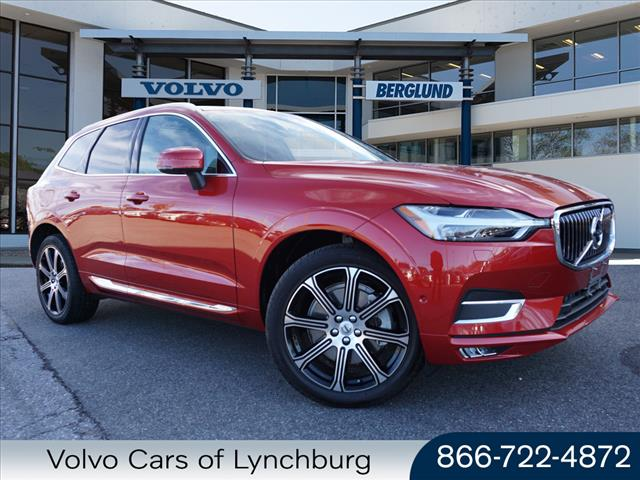 Pre-Owned 2018 Volvo XC60 T6 Inscription All-wheel Drive