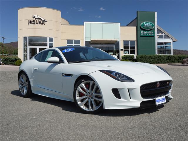 Pre-Owned 2016 Jaguar F-TYPE S All-wheel Drive Coupe