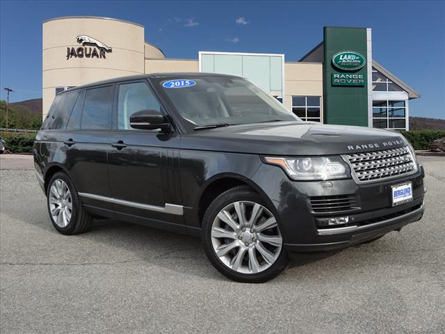 Pre-Owned 2015 Land Rover Range Rover 5.0L V8 Supercharged 4x4
