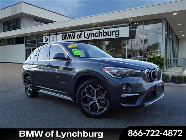 Pre-Owned 2018 BMW X1 xDrive28i All-wheel Drive Sports Ac