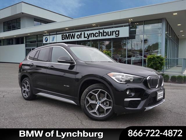 Bmw Pre Owned >> Pre Owned 2018 Bmw X1 Xdrive28i All Wheel Drive Sports Ac Awd