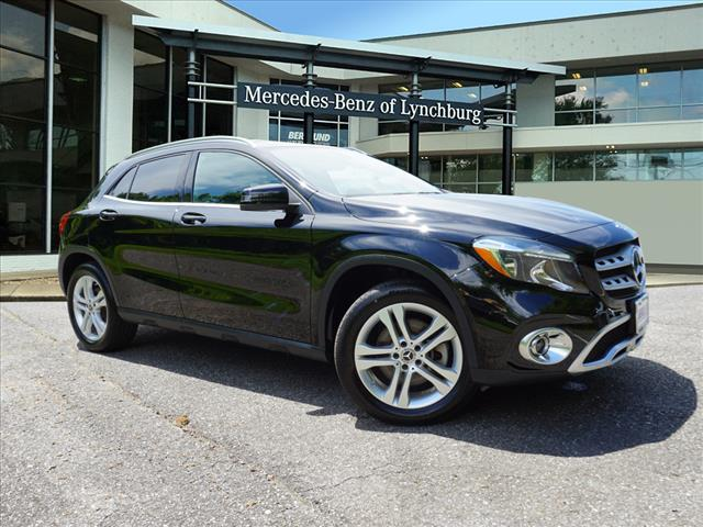 Pre-Owned 2018 Mercedes-Benz GLA GLA 250 4MATIC®