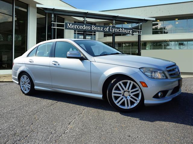 Pre-Owned 2008 Mercedes-Benz C-Class