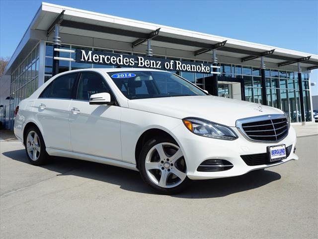 Pre-Owned 2014 Mercedes-Benz E-Class E 250 BlueTEC All-wheel Drive 4MATIC®