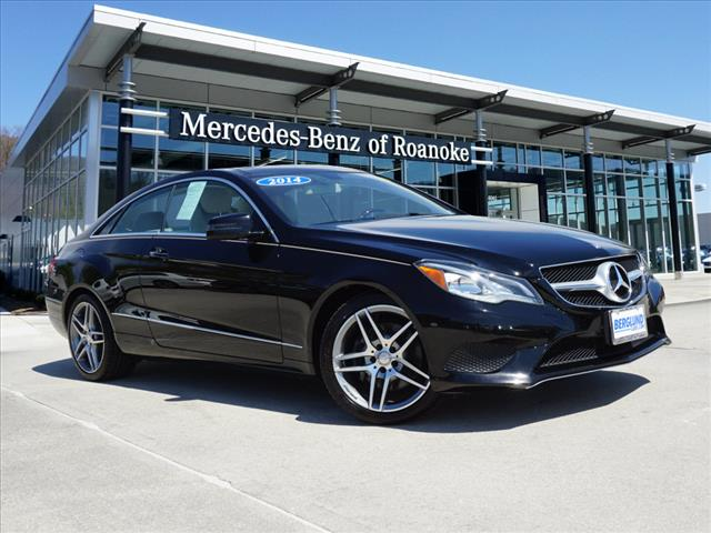 Pre-Owned 2014 Mercedes-Benz E-Class E 350 All-wheel Drive 4MATIC® Coupe