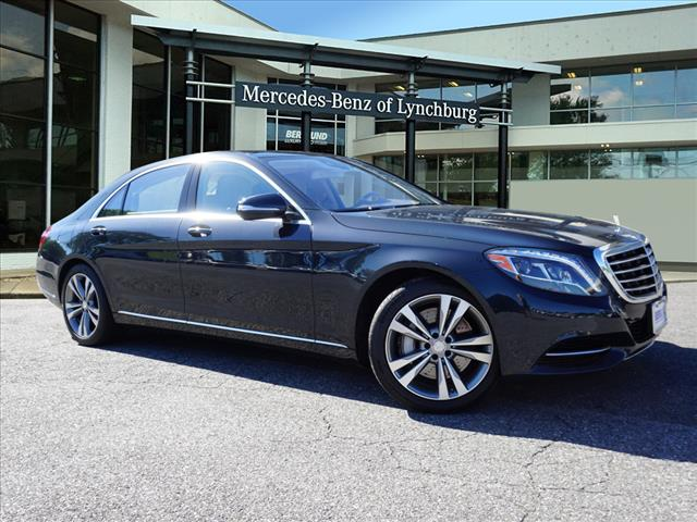 Certified Pre-Owned 2017 Mercedes-Benz S-Class S 550 4MATIC®