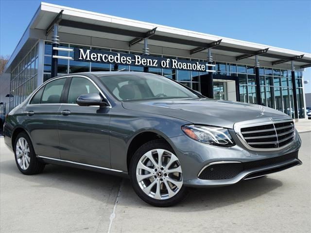 New 2019 Mercedes-Benz E-Class E 300 All-wheel Drive 4MATIC® Sedan