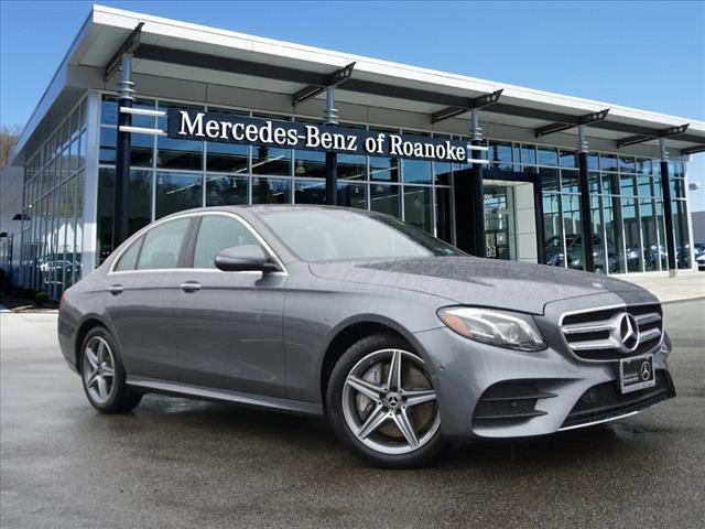 Pre-Owned 2019 Mercedes-Benz E-Class E 300 All-wheel Drive 4MATIC® Sedan