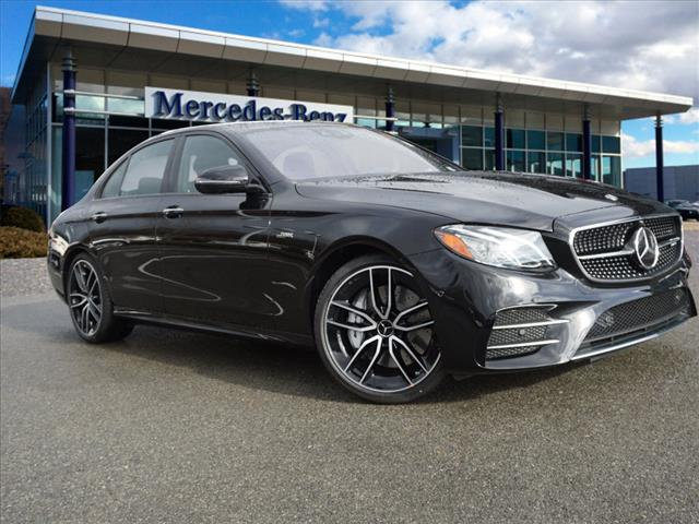 New 2019 Mercedes-Benz E-Class AMG® E 53 All-wheel Drive 4MATIC® Sed