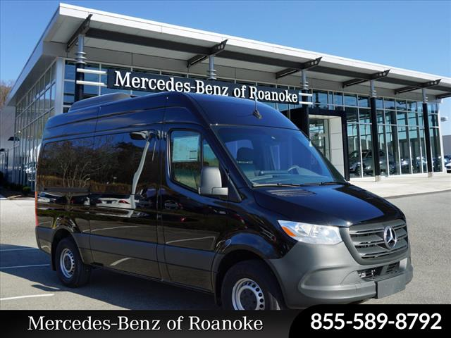 New 2019 Mercedes-Benz Sprinter Passenger 144 WB High Roof Passenger