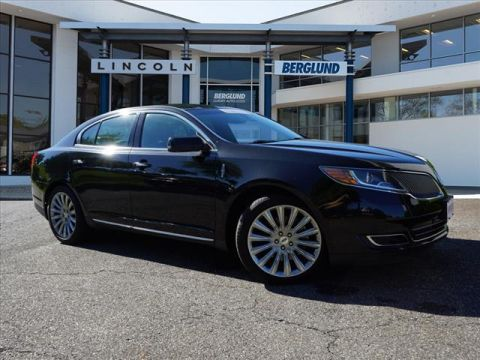 Pre-Owned 2015 Lincoln MKS All-wheel Drive Sedan