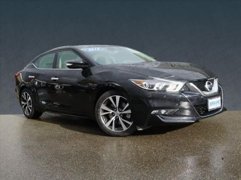 Pre-Owned 2016 Nissan Maxima 3.5 Platinum Sedan