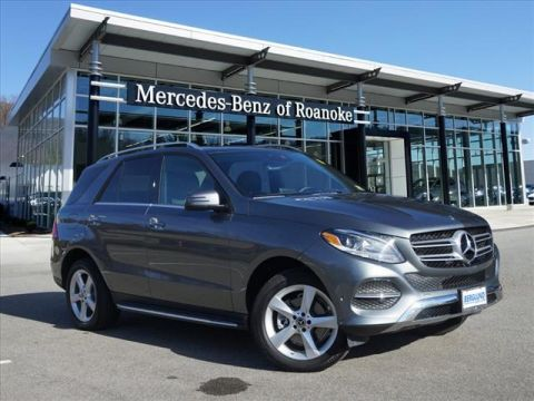 Pre-Owned 2018 Mercedes-Benz GLE GLE 350 All-wheel Drive 4MATIC®