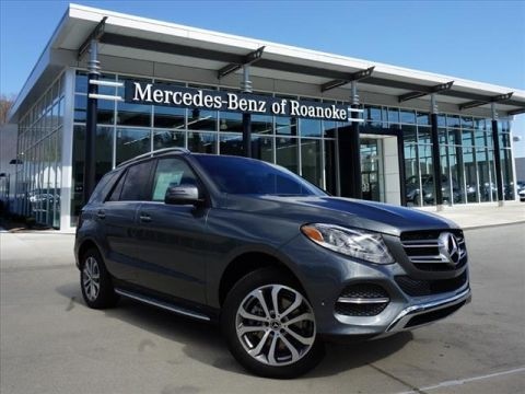 New 2018 Mercedes-Benz GLE GLE 350 All-wheel Drive 4MATIC®