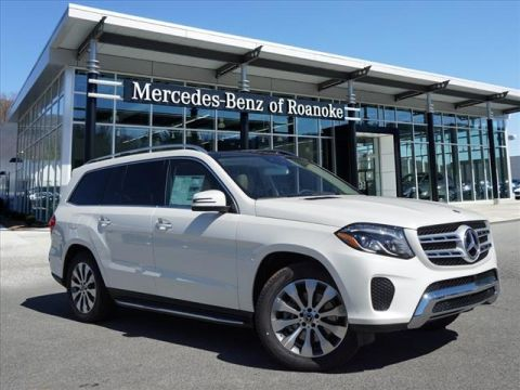 New 2019 Mercedes-Benz GLS GLS 450 All-wheel Drive 4MATIC®