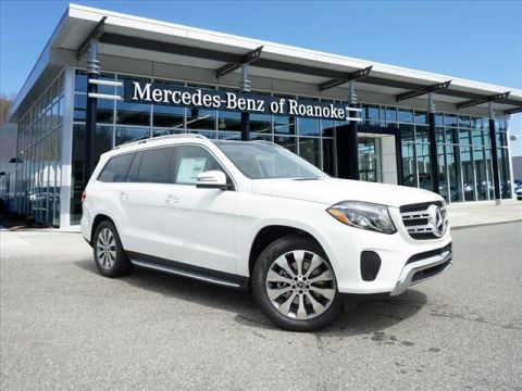 New 2018 Mercedes-Benz GLS GLS 450 All-wheel Drive 4MATIC®