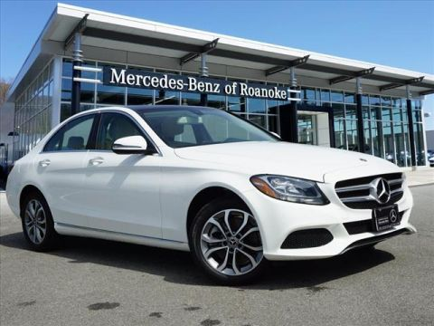 Certified Pre-Owned 2016 Mercedes-Benz C-Class Luxury C 300 All-wheel Drive 4MATIC®