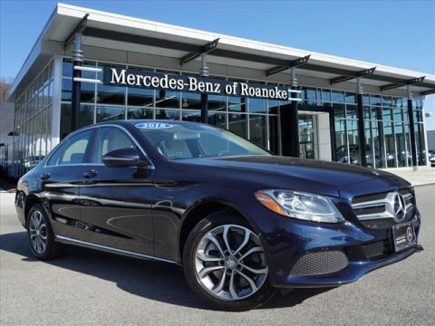 Pre-Owned 2016 Mercedes-Benz C-Class Luxury C 300 All-wheel Drive 4MATIC®