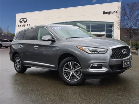 Pre-Owned 2018 INFINITI QX60 All-wheel Drive