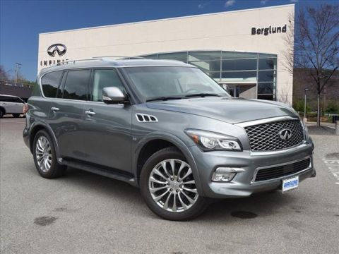 Pre-Owned 2015 INFINITI QX80 4x4