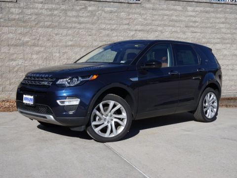 Pre-Owned 2017 Land Rover Discovery Sport HSE Luxury
