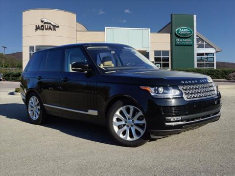 Pre-Owned 2016 Land Rover Range Rover 3.0L V6 Supercharged HSE 4x4