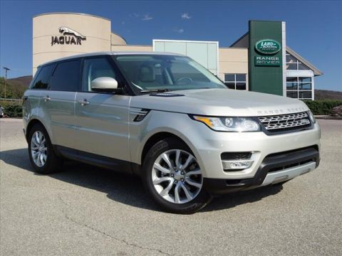 Pre-Owned 2015 Land Rover Range Rover Sport 3.0L V6 Supercharged HSE 4x4