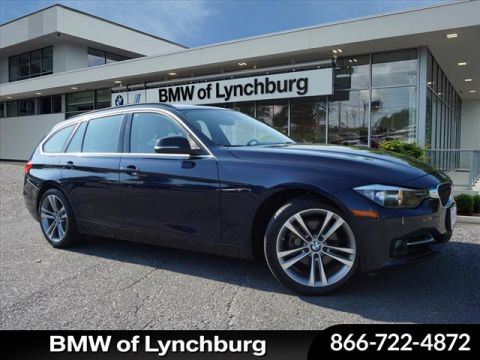Pre-Owned 2015 BMW 3 Series 328xi SW