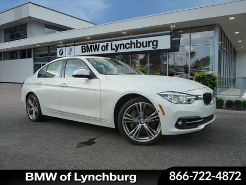 Pre-Owned 2017 BMW 3 Series i w/South Africa Rear-wheel Drive S