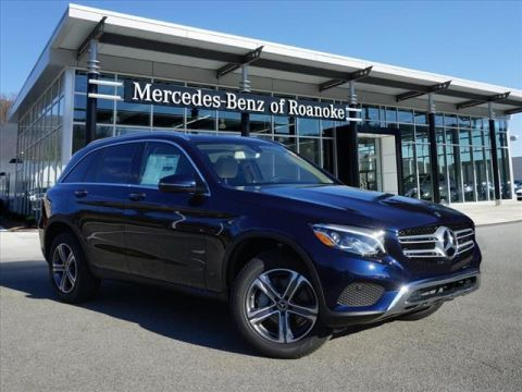 New 2019 Mercedes-Benz GLC GLC 300 All-wheel Drive 4MATIC®