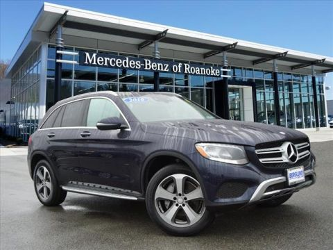 Pre-Owned 2016 Mercedes-Benz GLC GLC 300 All-wheel Drive 4MATIC®