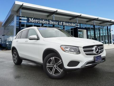 Pre-Owned 2017 Mercedes-Benz GLC Base 4MATIC®