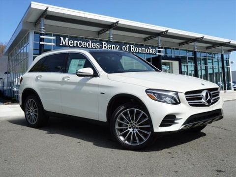 New 2019 Mercedes-Benz GLC GLC 350e All-wheel Drive 4MATIC®