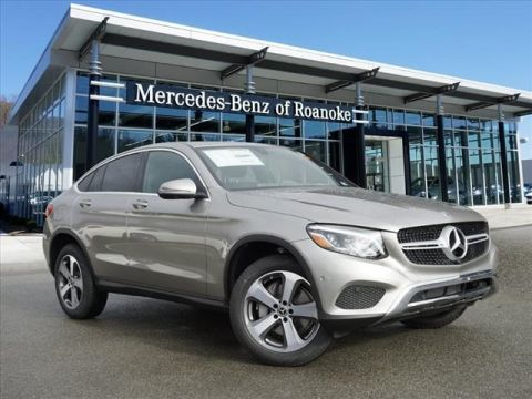 New 2019 Mercedes-Benz GLC GLC 300 Coupe All-wheel Drive