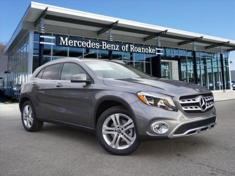 New 2019 Mercedes-Benz GLA GLA 250 All-wheel Drive 4MATIC®