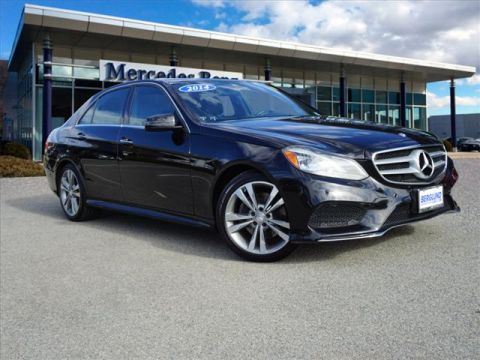 Pre-Owned 2014 Mercedes-Benz E-Class E 350 Rear-wheel Drive Sedan