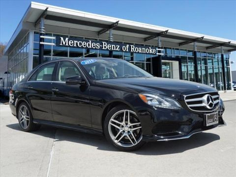 Pre-Owned 2015 Mercedes-Benz E-Class E 350 Rear-wheel Drive Sedan