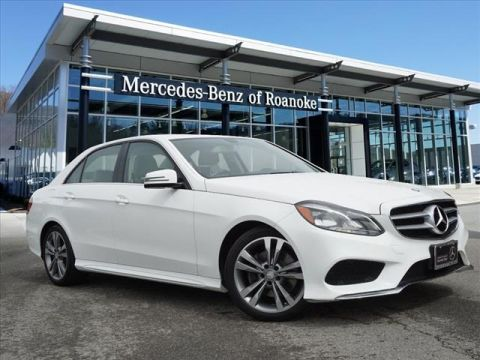 Pre-Owned 2014 Mercedes-Benz E-Class E 350 All-wheel Drive 4MATIC® Sedan