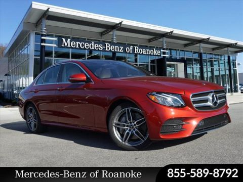 Pre-Owned 2019 Mercedes-Benz E-Class E 300 4MATIC®