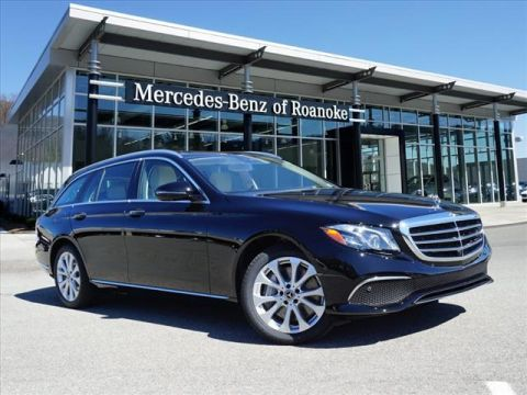 New 2019 Mercedes-Benz E-Class E 450 All-wheel Drive 4MATIC® Wagon